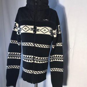Ralph Lauren knit zip up